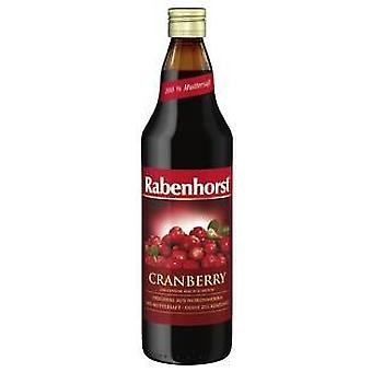 Rabenhorst American Cranberry Juice 750Ml. (Dietetics and nutrition , For drinking)