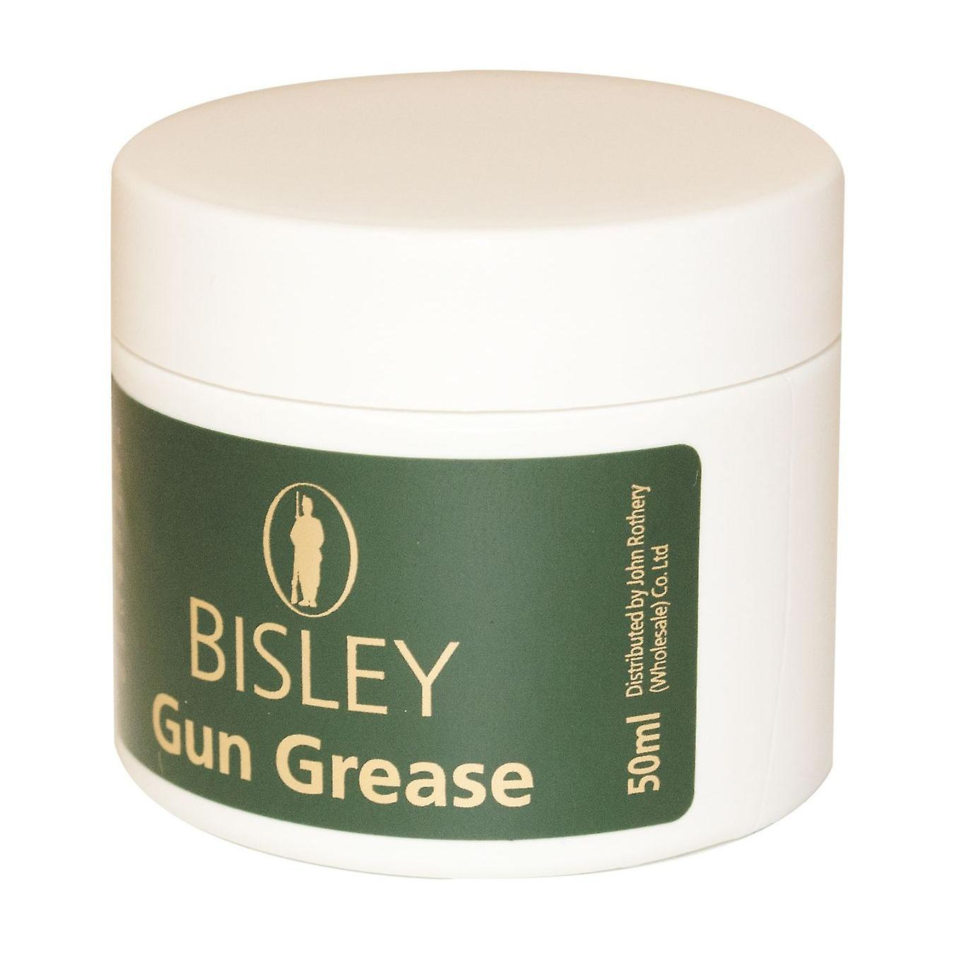 Bisley Gun Grease 50ml tub - lubricant for all gun types - prevents corrosion