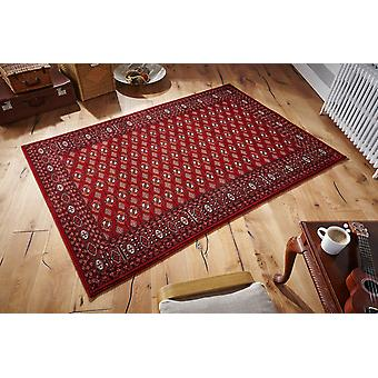 Royal Classic  537R Shades of red Rectangle Rugs Traditional Rugs