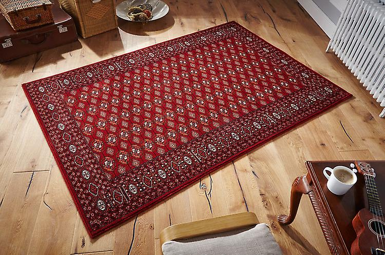 Royal Classic 537R Shades of rode rechthoek Rugs traditionele tapijten