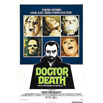 الطبيب وفاة طالب من النفوس طباعة ملصق الفيلم (27 × 40)