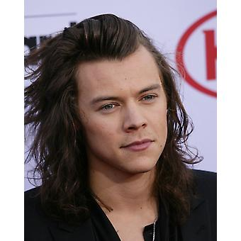 Harry Styles At Arrivals For 2015 Billboard Music Awards Mgm Grand Garden Arena Las Vegas Nv May 17 2015 Photo By James AtoaEverett Collection Photo Print