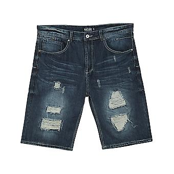 Parish Nation Denim Shorts  Mens Style : N05d5771
