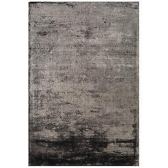 Talara Graphite Viscose & Cotton Rug