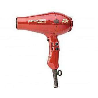 Parlux 3200 Compact Dryer Red (Hair care , Hair dryers)