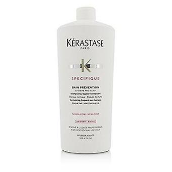 Kerastase Specifique Bain Prevention Normalizing Frequent Use Shampoo (normal Hair - Hair Thinning Risk) - 1000ml/34oz