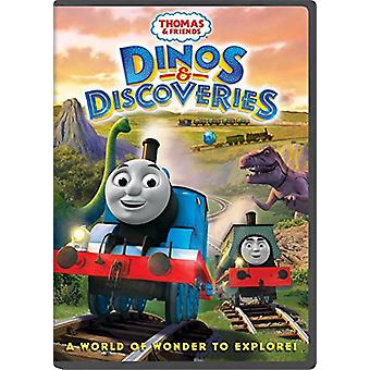 Thomas & Friends: Dinos & Discoveries [DVD] USA import