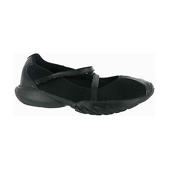 Glagla Womens Marbella Ventilated Ballerina Shoes Textile Phylon Ladies Footwear