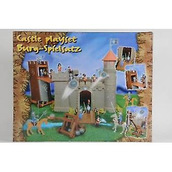 103pcs Castle Playset