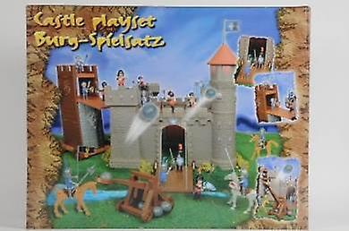 103pcs Castle Playset