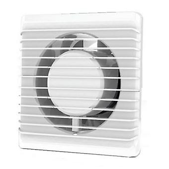 Low Energy Silent Bathroom Extractor Fan 100,125mm Timer Cord Switch Humidistat