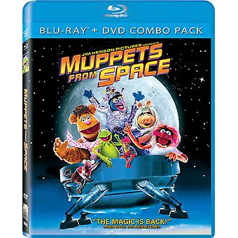 Muppets From Space [BLU-RAY] USA import