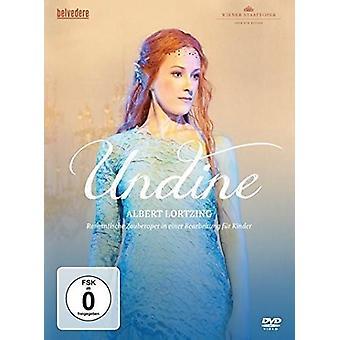 Undine Adapted for børn af Tristan Schulze [DVD] USA importerer