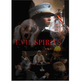 Onde ånder [DVD] USA importerer