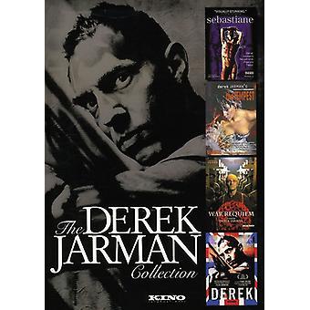 Derek Jarman - Derek Jarman Collection [DVD] USA import