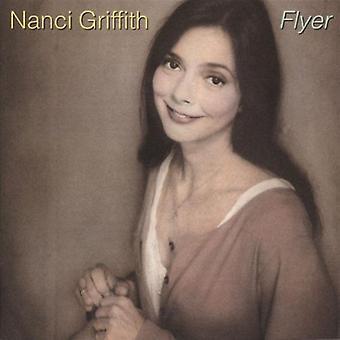 Nanci Griffith - Flyer [CD] USA import