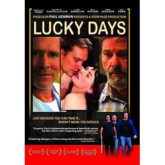 Heldig dage [DVD] USA importerer