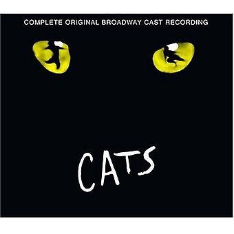 Andrew Lloyd Webber - katte [oprindelige Broadway Cast] [CD] USA importerer