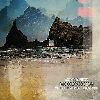 Pirog, Anthony (with Michael Formanek an - Palo Colorado Dream [CD] USA import