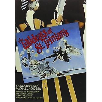 Wildcats of st Trinian's [DVD] USA import