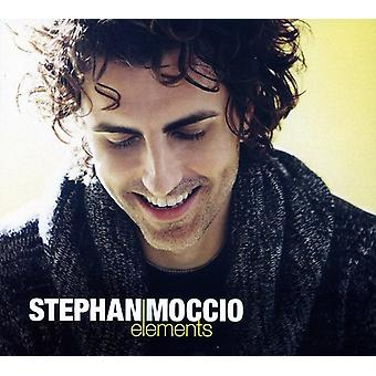 Stephan Moccio - Elements [CD] USA import