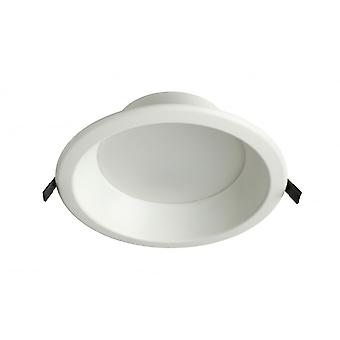 LED Robus inspirera aktivera 16W LED cirkulär akut Downlight, 230mm