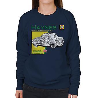 Moletom Haynes, proprietários Workshop Manual 0069 Ford prefeito feminino