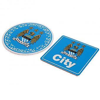 Manchester City Multi Surface Signs