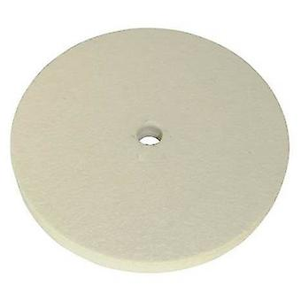 Silverline Felt Buffing Wheel 150 Mm (DIY , Tools , Consumables and Accessories)
