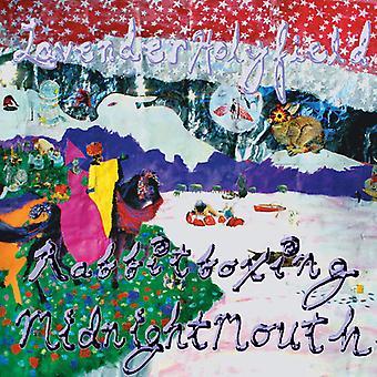 Lavendel Holyfield - Rabbitboxing Midnightmouth [Vinyl] USA importerer