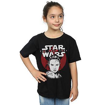 Star Wars Girls die letzten Jedi-Helden T-Shirt