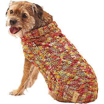 Dog Multi-Crochet Sweater-Extra Small 601603