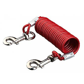 Trixie Coiled Tie Out Cable For Dogs