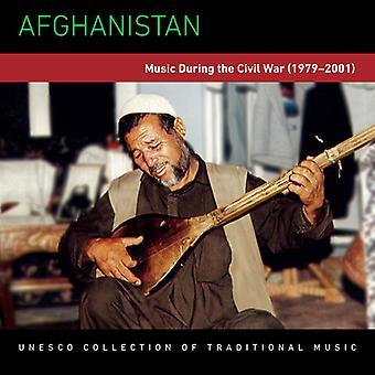 Afghanistan: Music During the Civil War 79-01 / Va - Afghanistan: Music During the Civil War 79-01 / Va [CD] USA import