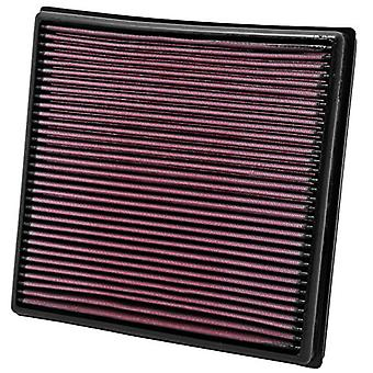 K&N 33-2964 High Performance Replacement Air Filter