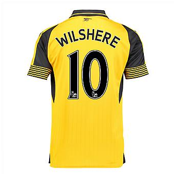 2016-17 arsenal weg Shirt (Wilshere 10) - Kids