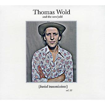 Thomas ville & nye gamle - Thomas ville & den nye gamle: Vol. 33-Buried transmissioner [CD] USA import