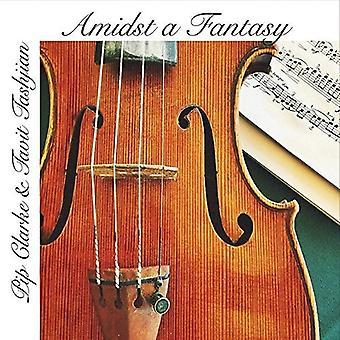 PIP Clarke - mitt i en Fantasy [CD] USA import