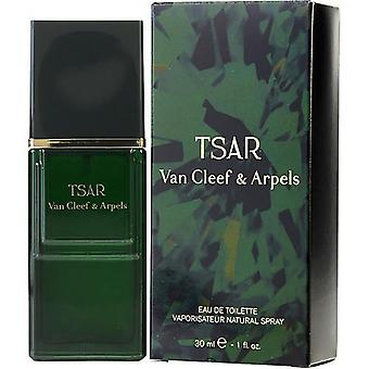 Tsar By Van Cleef & Arpels Edt Spray 1 Oz
