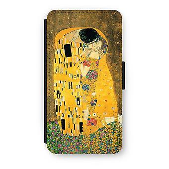 iPod Touch 6 Flip Case - Der Kuss