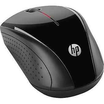 Wireless mouse Optical HP X3000 Black
