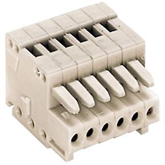 Socket enclosure - cable 733 Total number of pins 3 WAGO 733-103 Contact spacing: 2.50 mm 1 pc(s)