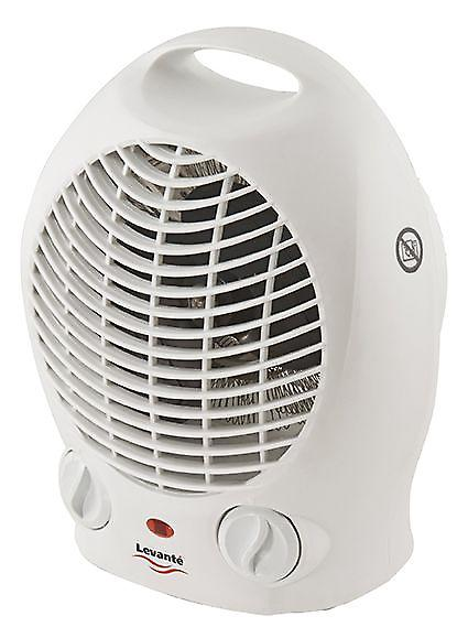 Fan Heater | 2000 Watts | Energy Efficient With Thermostat