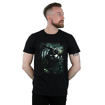 Marvel Men's Black Panther Jungle Run T-Shirt