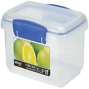 Sistema Storage Rectangular Container 1Ltr 18016000