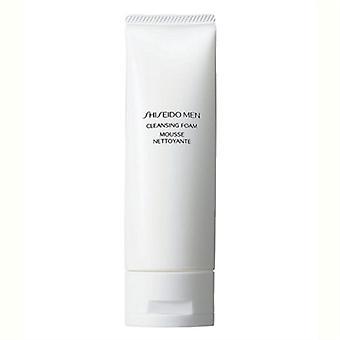 Shiseido Men limpieza espuma 4,6 oz / 125ml