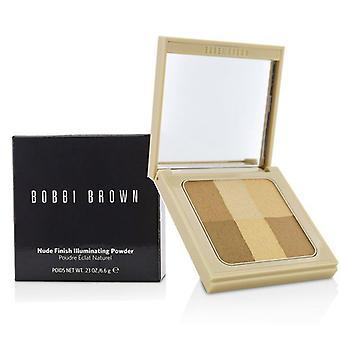 Bobbi Brown Nude Finish Illuminating Powder - # Golden - 6.6g/0.23oz