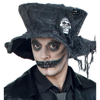 Zombiehut Halloween Horror Totenkopf Zombie