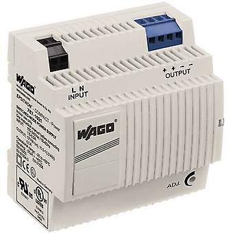 WAGO EPSITRON® COMPACT POWER 787-1021 Rail mounted PSU (DIN) 12 Vdc 6.5 A 78 W 1 x