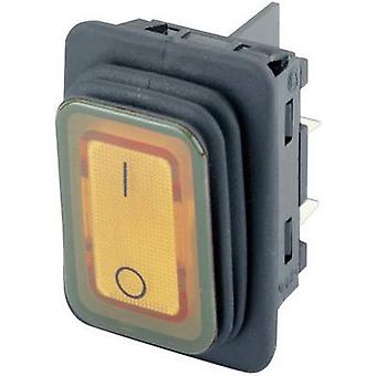 Marquardt Toggle switch 1935.3114 250 V AC 20 A 2 x Off/On IP65 latch 1 pc(s)